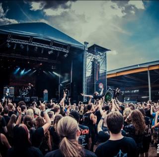 Nieuwe namen voor Dynamo Metal Fest 2017