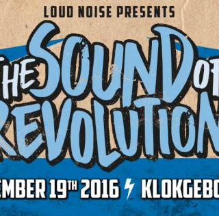 The Sound of Revolution verklapt ook komst Madball en meer