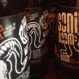 Sonic Boom bier