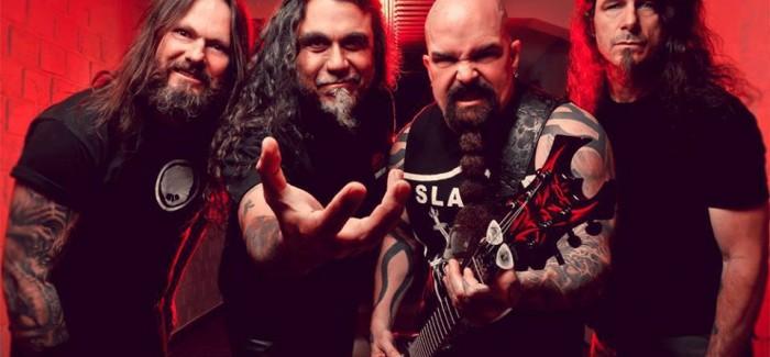 Slayer @ Effenaar, 12-07-2011