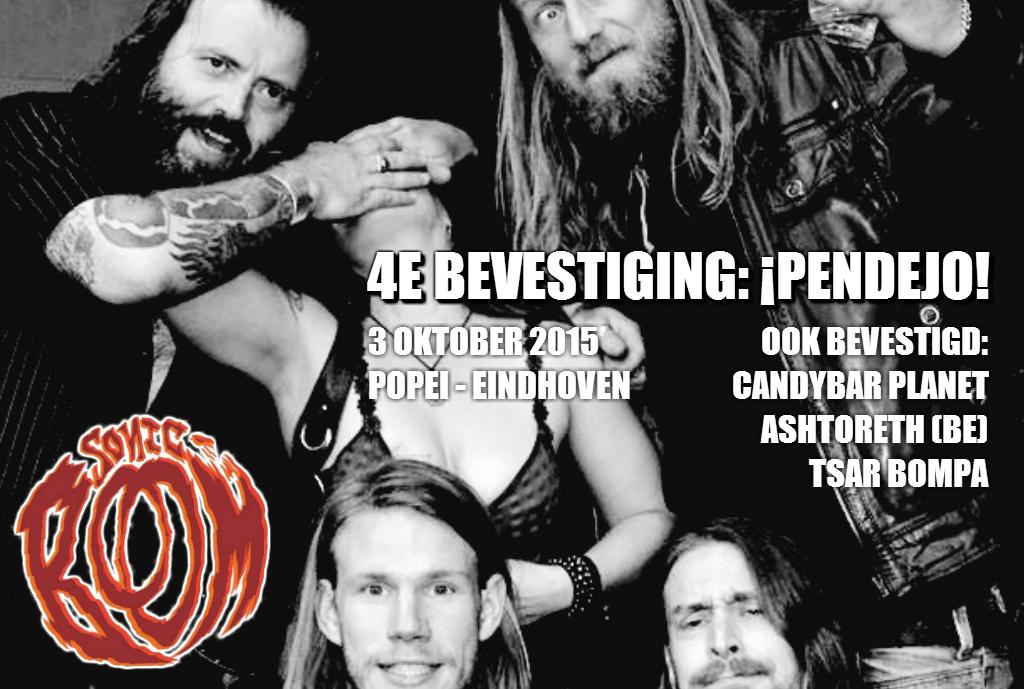 Pendejo_bevestiging