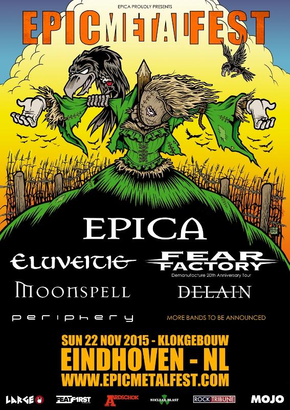 Poster Epic Metal Fest