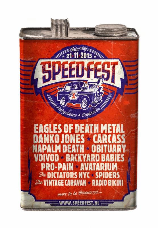 Speedfest poster