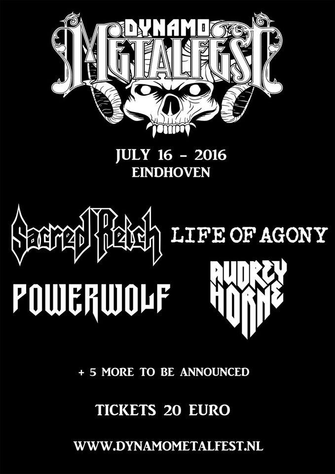 Dynamo Metalfest 2016