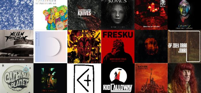 Verse Oogst: De Eindhovense albums van 2015