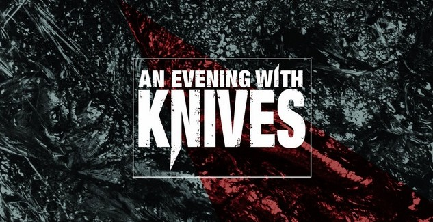 An Evening With Knives in het Stroomhuis 9 januari