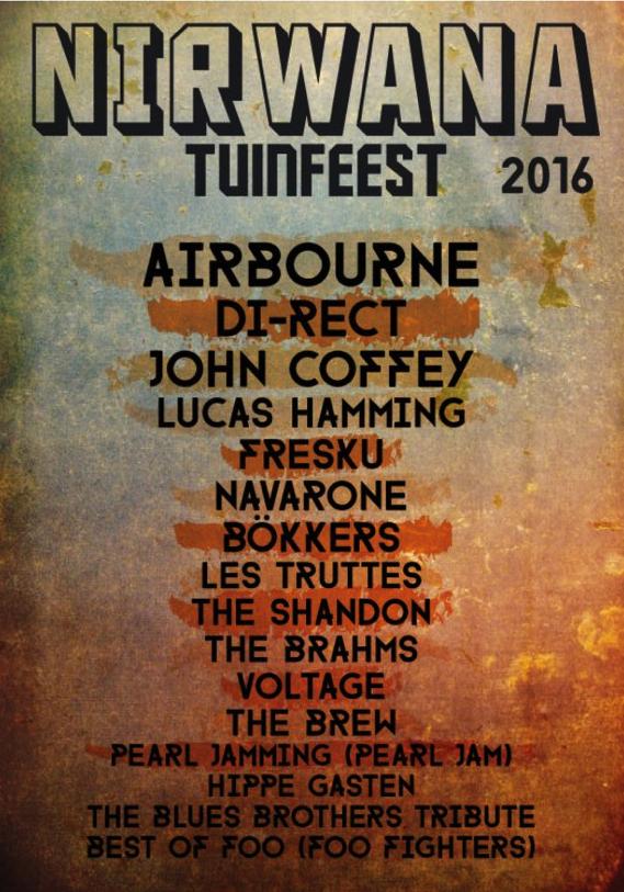 Nirwana Tuinfest