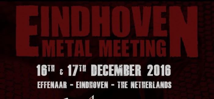 Eindhoven Metal Meeting komt met eerste bevestigingen