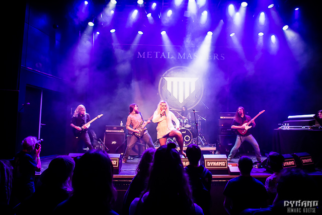 salument - Metal Masters graduation event Metal Factory - Dynamo (Eindhoven) 24/05/2016