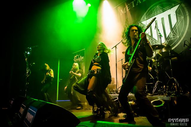 Shadowrise - Metal Masters graduation event Metal Factory - Dynamo (Eindhoven) 24/05/2016