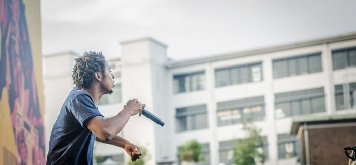 Boogiedown viert de urban cultuur op Strijp-S