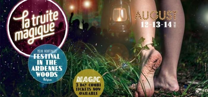 Ardens festival La Truite Magique maakt line-up compleet