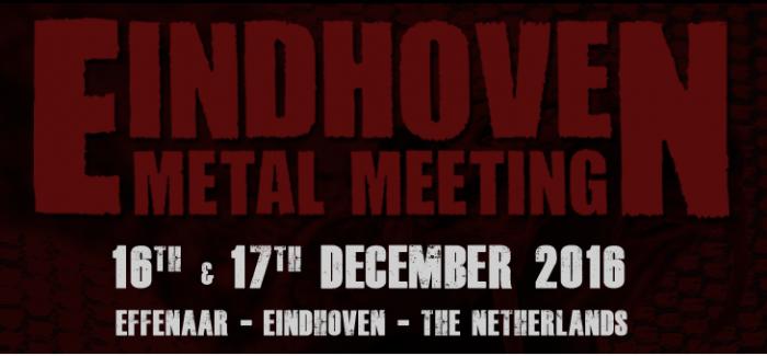 Eindhoven Metal Meeting maakt line-up compleet