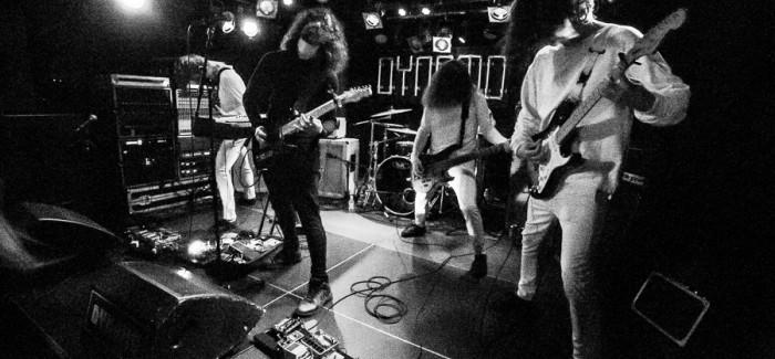 Donkere avond met Ghost Bath in Dynamo
