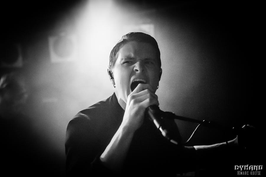 Dreamacher - Dynamo (Eindhoven) 25/10/2016 with Vreid and Kampfar