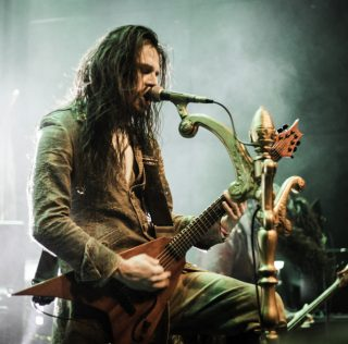 Theatrale avond extreme metal in Dynamo met Fleshgod Apocalypse