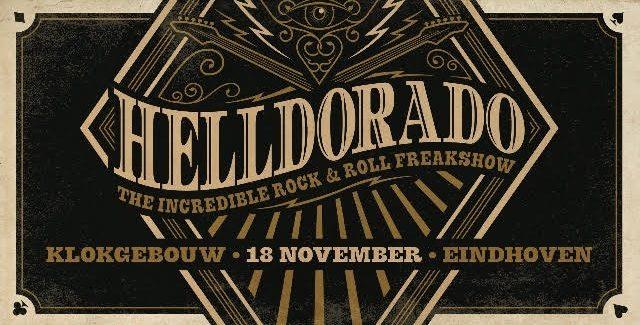 Gloednieuw festival HELLDORADO in Eindhoven