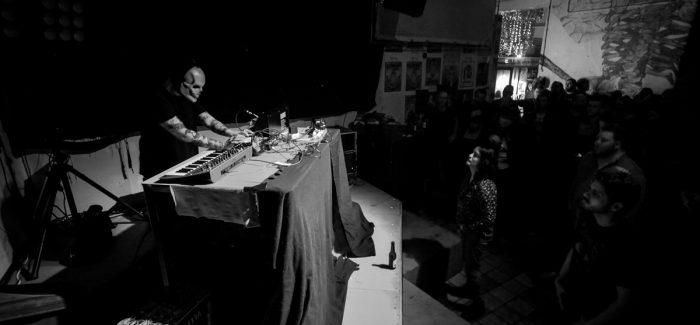 Retro-Future-Fun met GosT in het Stroomhuis