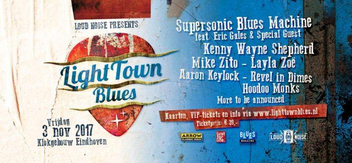 Lighttown Blues maakt programma bekend