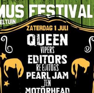 Gratis KommuS festival wederom in Geldropse Kasteeltuin