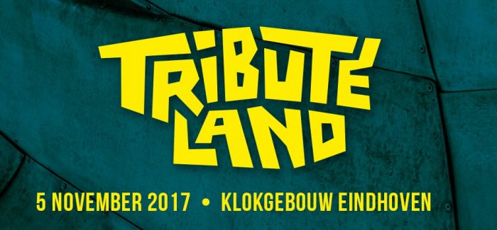 Tributeland maakt line-up 2e editie bekend