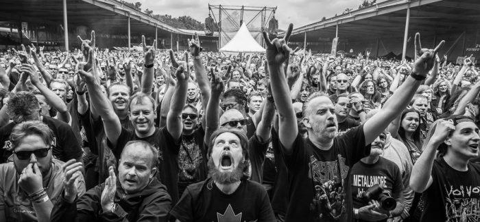 Dynamo Metal Fest met wat haperingen toch een feest