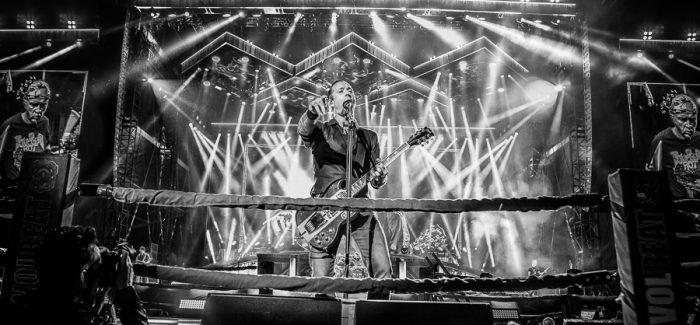 Volbeat levert spervuur aan hits op Strijp-S