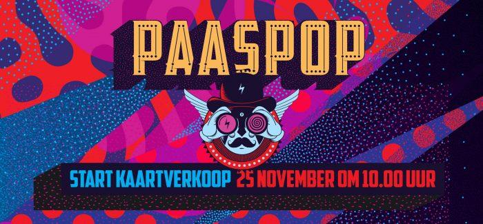 Eerste namen Paaspop 2018 en meer!