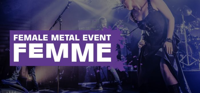 Female Metal Event
