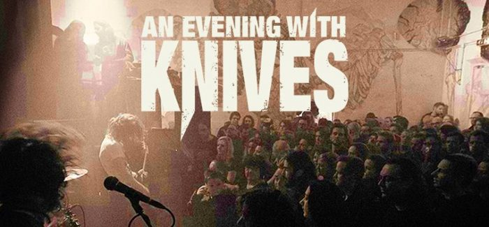 An Evening With Knives – Serrated