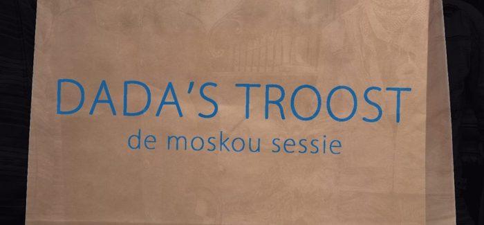 Dada's Troost geeft voorproefje op komend album