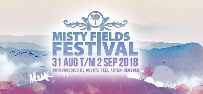 Misty Fields maakt eerste namen bekend