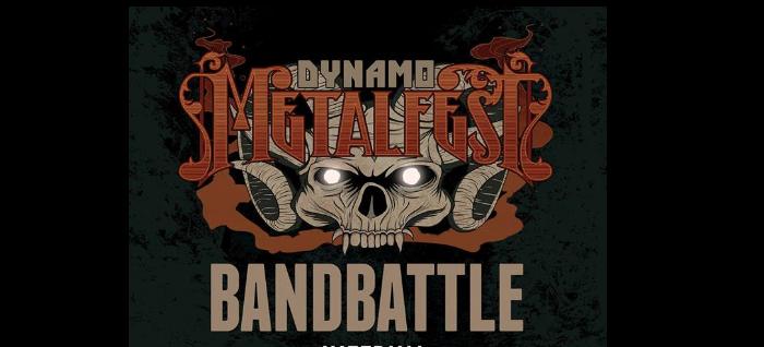 Dynamo Metal Fest band battle