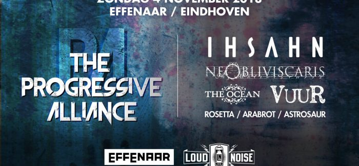 Win tickets voor The Progressive Alliance @ Effenaar