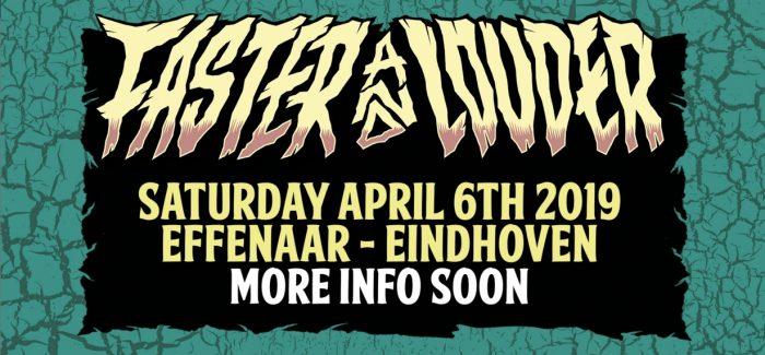 Faster and Louder verhuist naar Effenaar