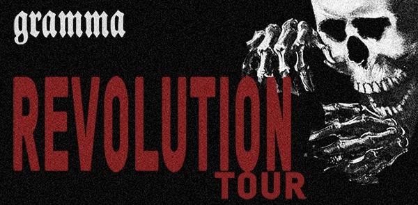 Gramma start vrijdag met de revolutie