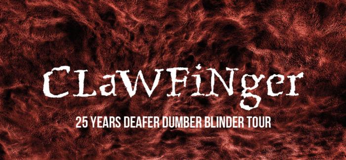 Win kaarten voor Clawfinger @ Dynamo