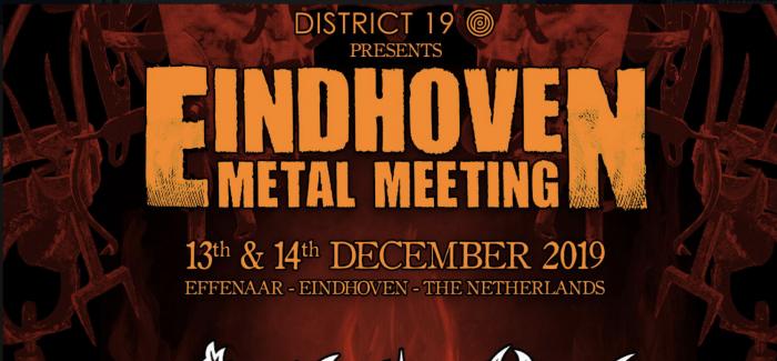 Eindhoven Metal Meeting vult affiche verder aan