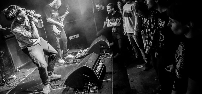 Fotoverslag: Drug Church, Ten Creeps en Single Mothers @ Dynamo