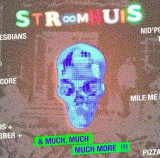 Bijzijn = Meemaken in heropend Stroomhuis: Charlie & The Lesbians, Materials Girls, Hardcore