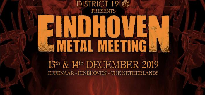 Eindhoven Metal Meeting zet Paradise Lost als headliner op de poster