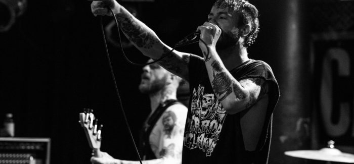 Cancer Bats prediken vernietiging en enthousiasme in Dynamo