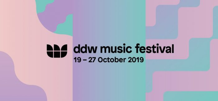 Line-up DDW Music Festival 2019 compleet