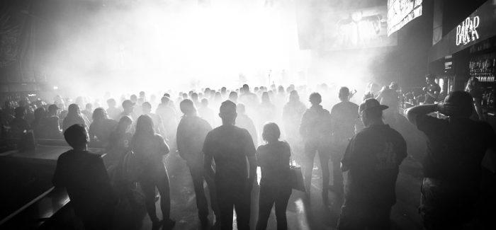 Fotoreportage Bloodshed Fest @ Effenaar