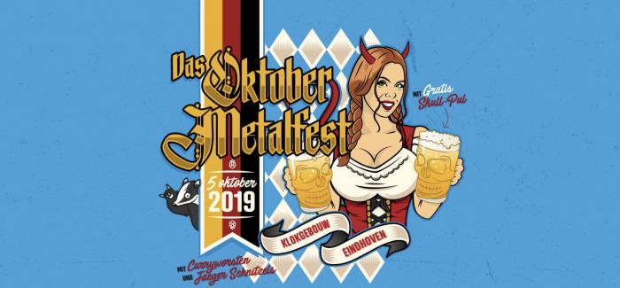 Win setje kaarten voor Das Oktober Metalfest