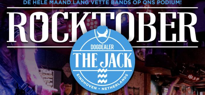 Volle agenda tijdens Rocktober in Cafe The Jack