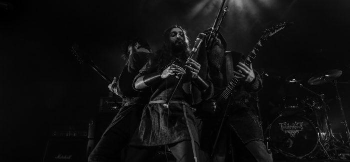 Een avond paganistisch metalgeweld met Skyforger en Finsterforst