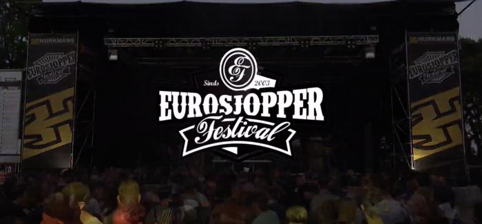 Eurosjopper festival zoekt bands voor 2020 editie