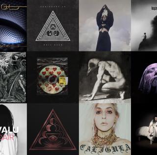 De album jaarlijsten van de Eindhoven Rockcity Redactie 2019