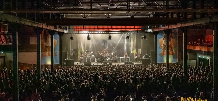 Korpiklaani en meer in oktober naar Das Oktober Metalfest @ Klokgebouw